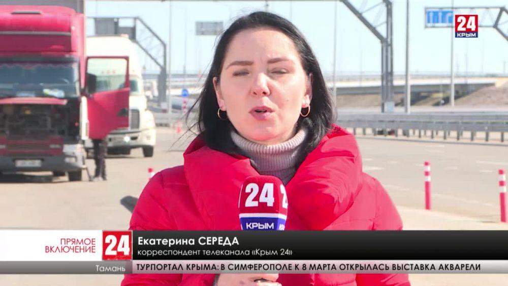 Сотрудники ведомственной охраны России показали, как организована защиты Крымского моста