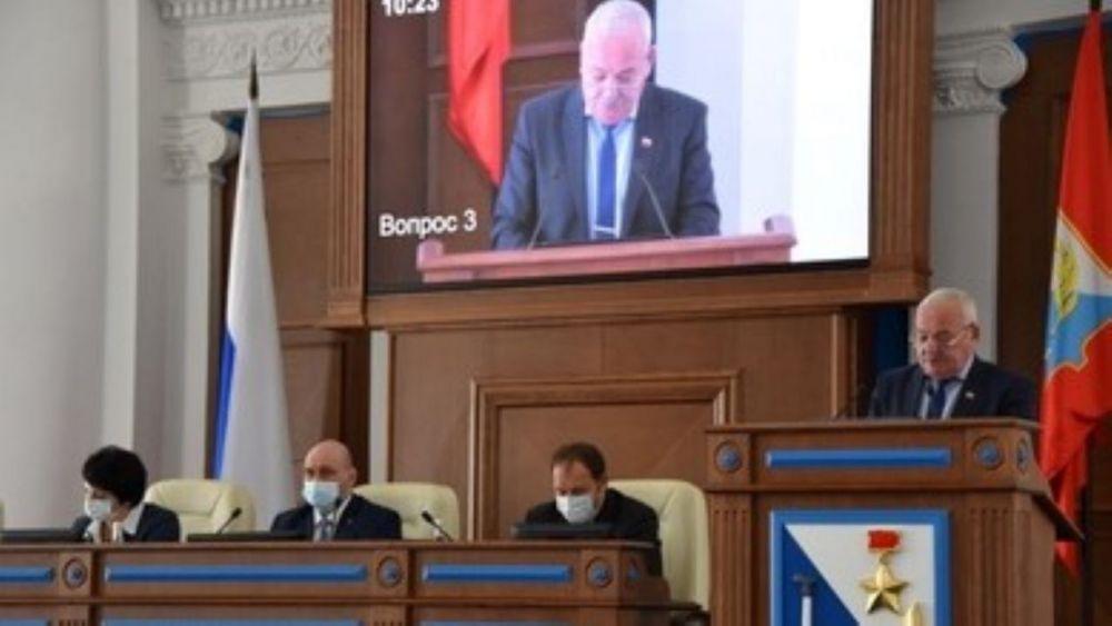 В Севастополе Заксобрание определило порядок разработки программы развития торговли