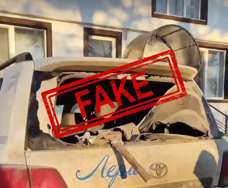 """""""Все ради хайпа"""": Разбитое стекло машины волонтера оказалось постановкой и монтажем"""