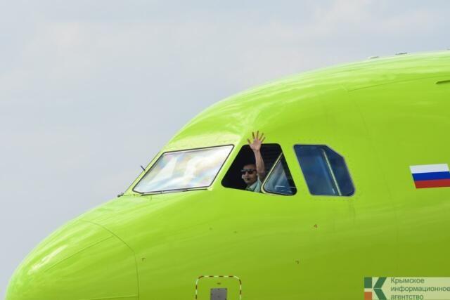 В Крым чаще будут летать самолеты из Волгограда, Ханты-Мансийска и Иваново