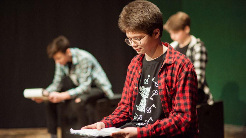 В Крымском театре юного зрителя стартовал новый проект