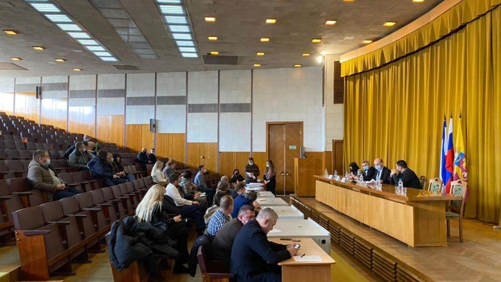 В Ялте состоялся конкурс на право заключения договоров о благоустройстве пляжей