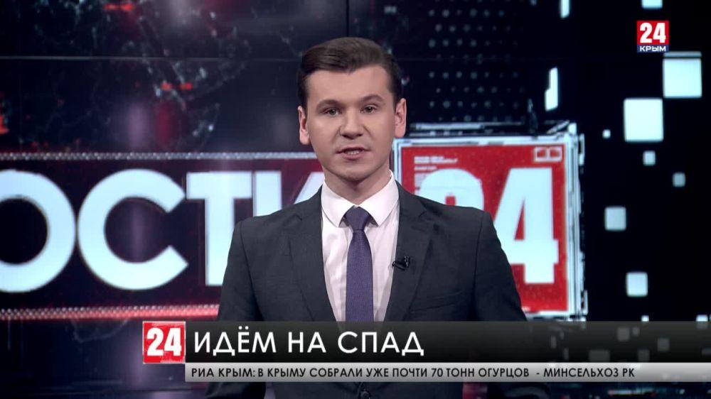 Заболеваемость коронавирусом в Крыму идёт на спад