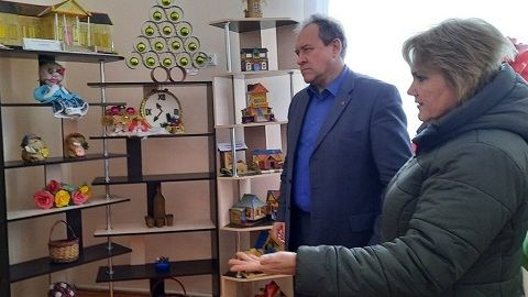 Состоялось выездное совещание по вопросам деятельности учреждений культуры Джанкойского района