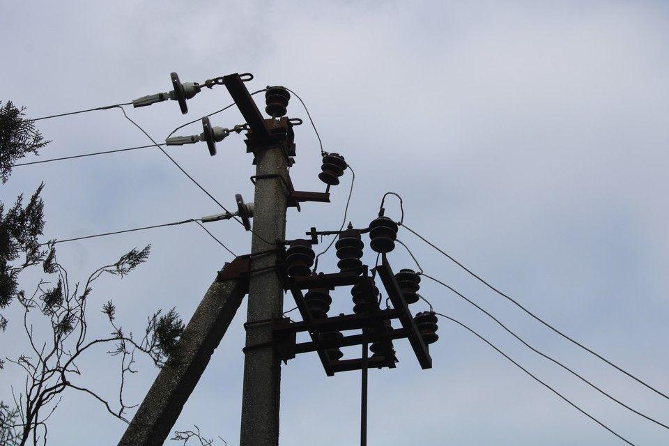 В Симферополе и Севастополе 4 марта частично отключат электричество