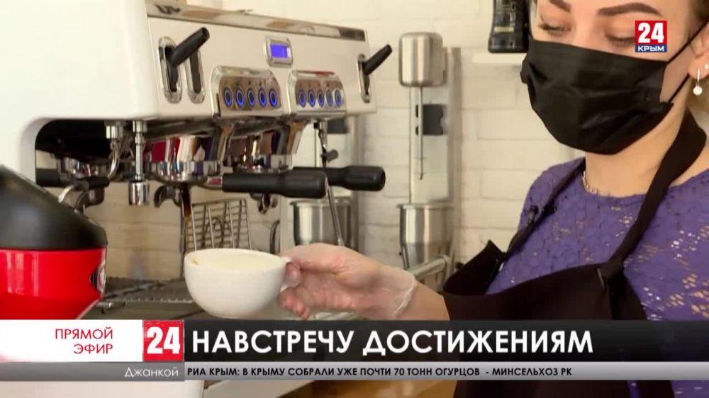 Предпринимателя из Джанкоя признали лучшим в России