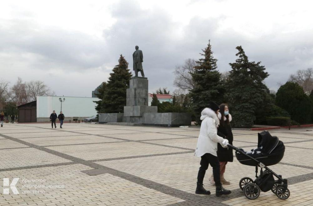 Благоустройство площади Ленина и парка имени Гагарина в Керчи обойдётся почти в 150 млн рублей