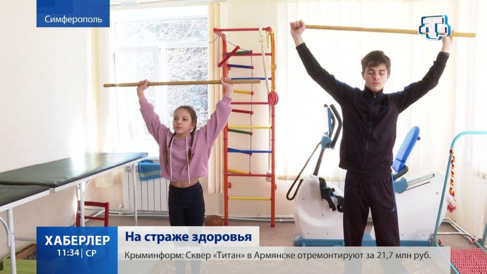 На страже здоровья крымчан: история Руслана Сейтмеметова