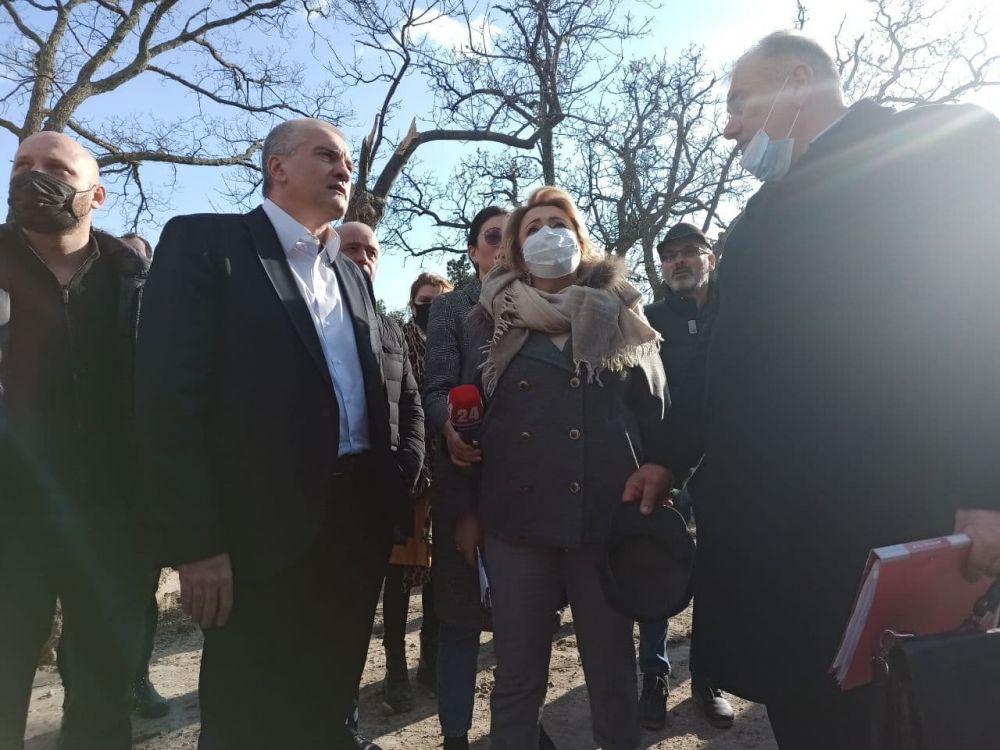 Глава Крыма встретится с жителями Фороса 9 марта