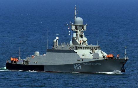 Второй этап «Кубка моря-2021» начался на Черноморском флоте