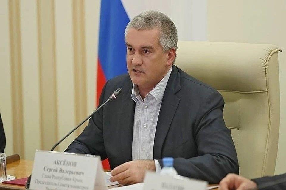 Аксенов пообещал уголовные наказания за прием некачественного ремонта дорог