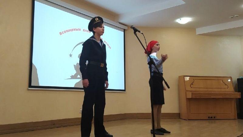 В Центральной библиотеке Крыма состоялась литературная эстафета