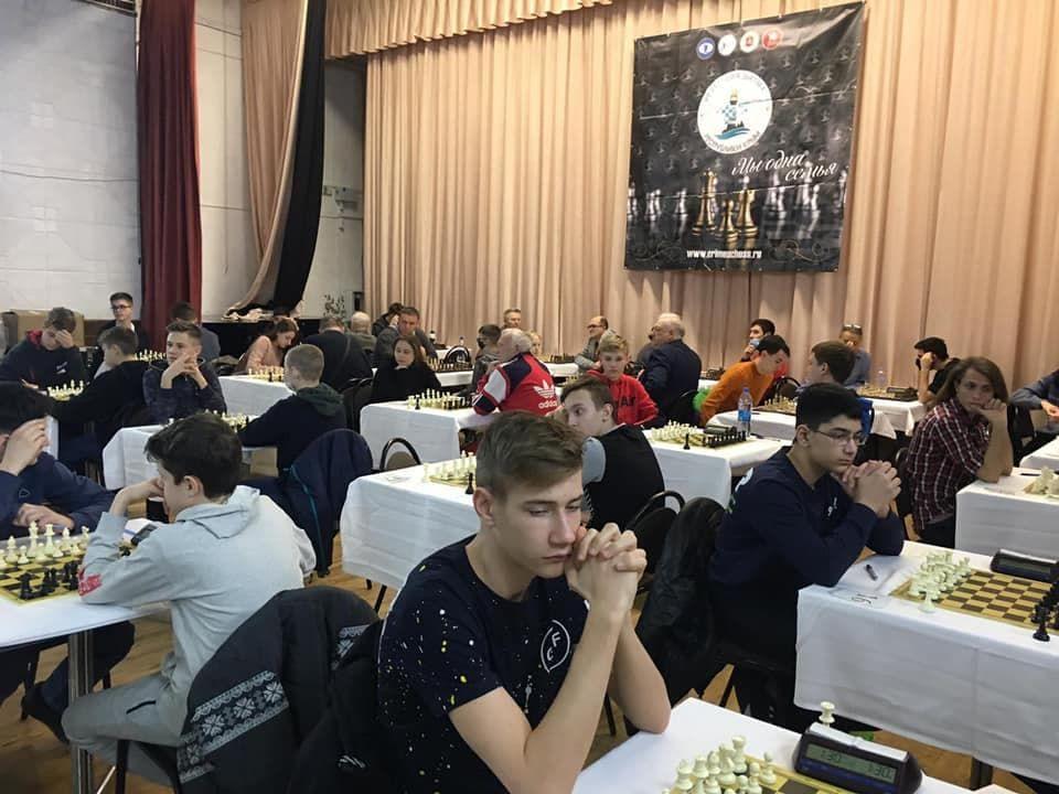 В Крыму возрождают традицию проведения крупных шахматных турниров