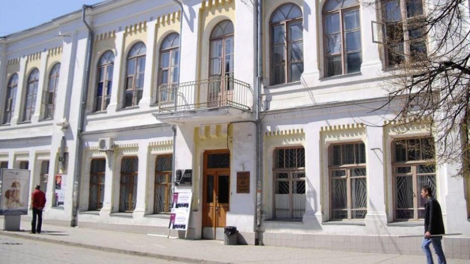 В Минкульте РК обсудили реставрацию здания Крымской государственной филармонии
