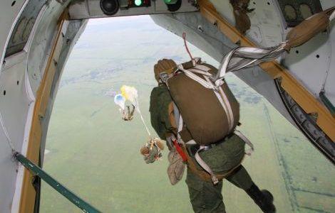 На Черноморском флоте началась воздушно-десантная подготовка разведчиков