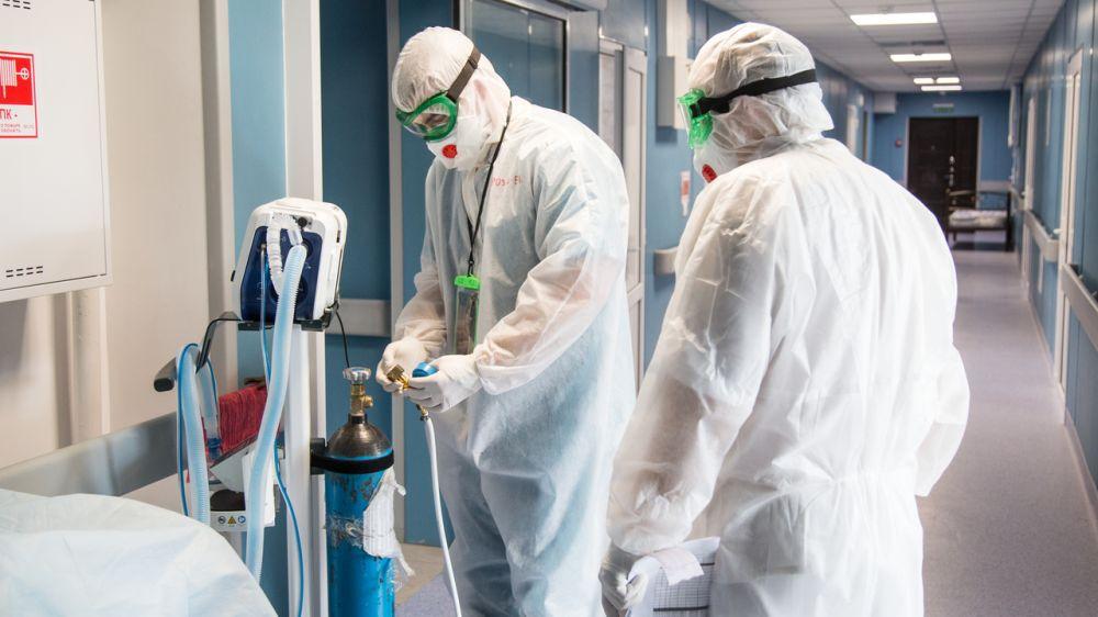 Сергей Аксёнов заявил о регистрации в Крыму 68 новых случаев коронавирусной инфекции
