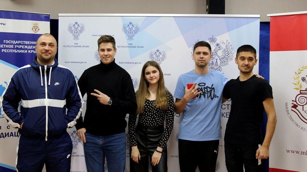 Елизавета Куклишина в составе творческой команды представила видеоролик для первого всероссийского фестиваля патриотического репа