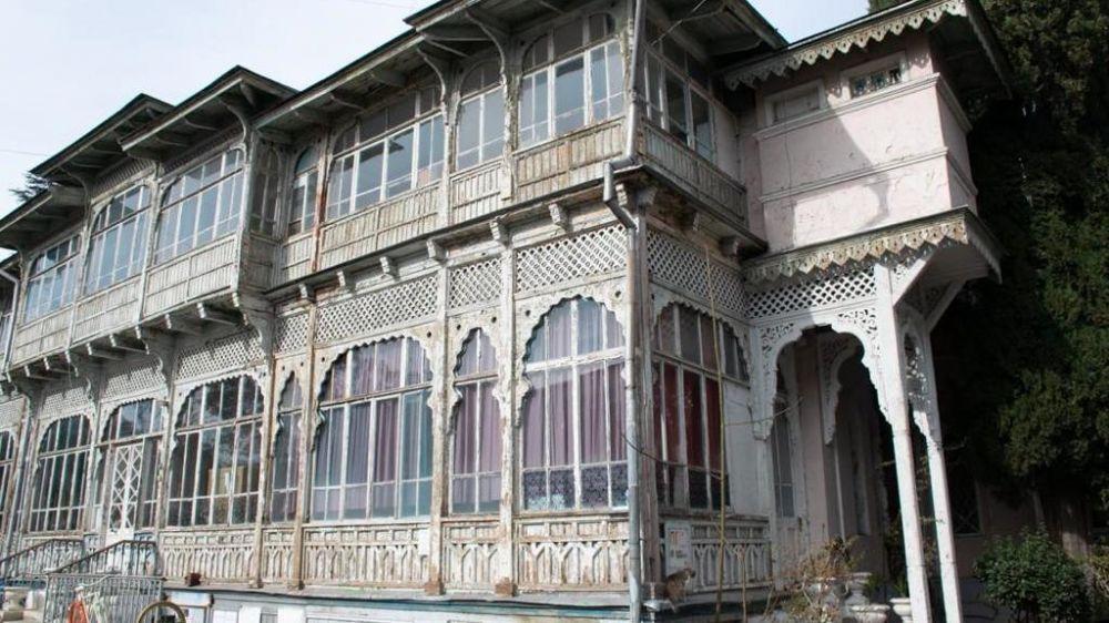 Старинное здание санатория «Киев» в Ялте может стать объектом культурного наследия