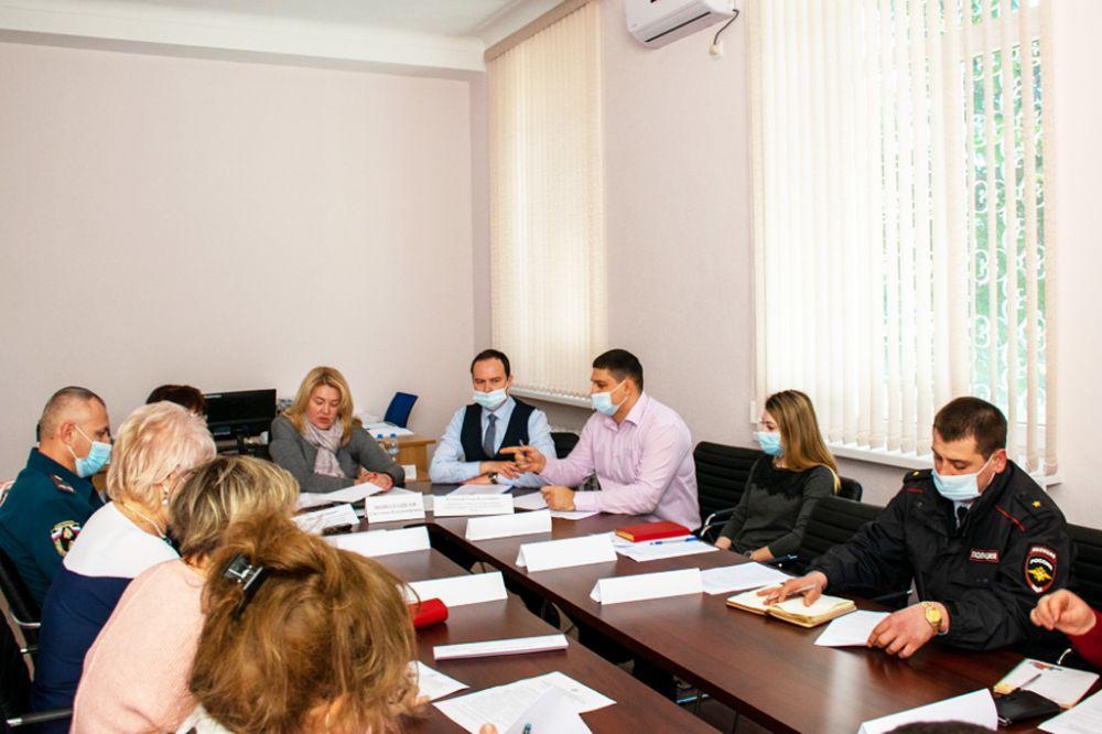 Межведомственная комиссия по вопросам организации отдыха и оздоровления детей