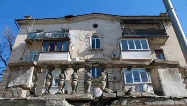 В Севастополе в 2021 году отремонтируют четыре охраняемых законом дома