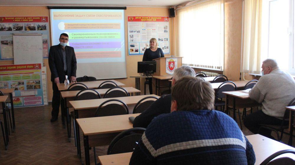 Сергей Садаклиев продолжает знакомиться с деятельностью организаций, подведомственных МЧС РК