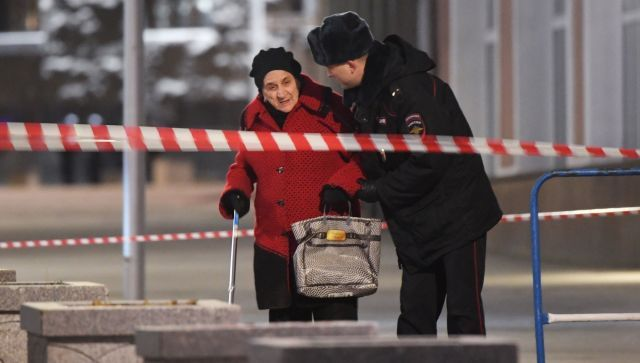 В Москве сняли режим самоизоляции для пожилых людей