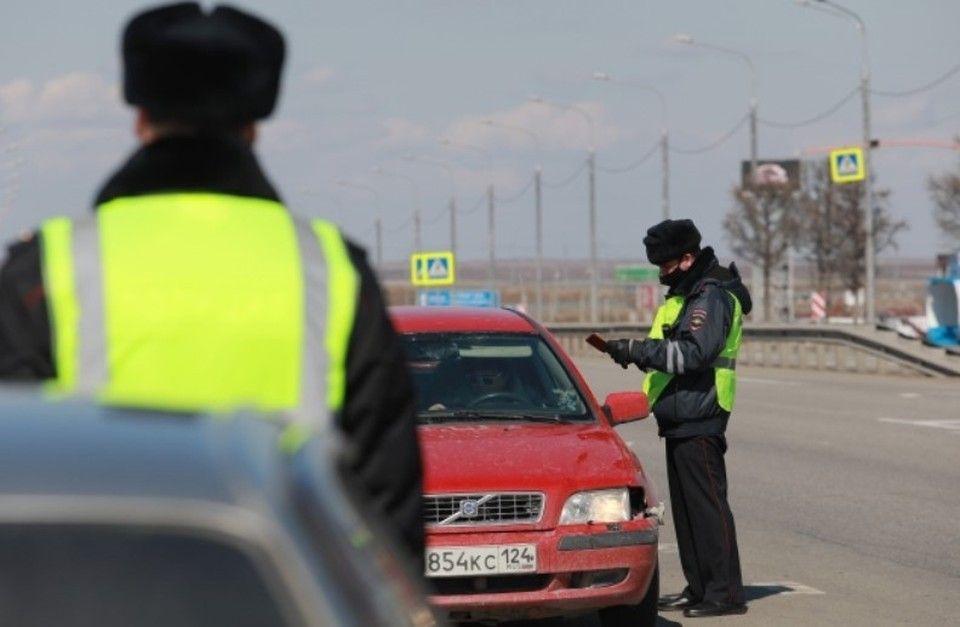 В праздничные дни на дорогах Крыма будут организованы рейды для проверки водителей