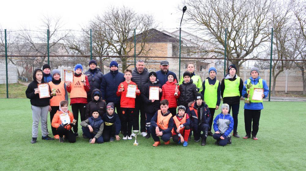 Состоялось первенство по мини-футболу, посвященное 8 марта