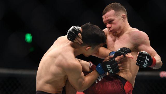 Российского боец дисквалифицировали с турнира UFC