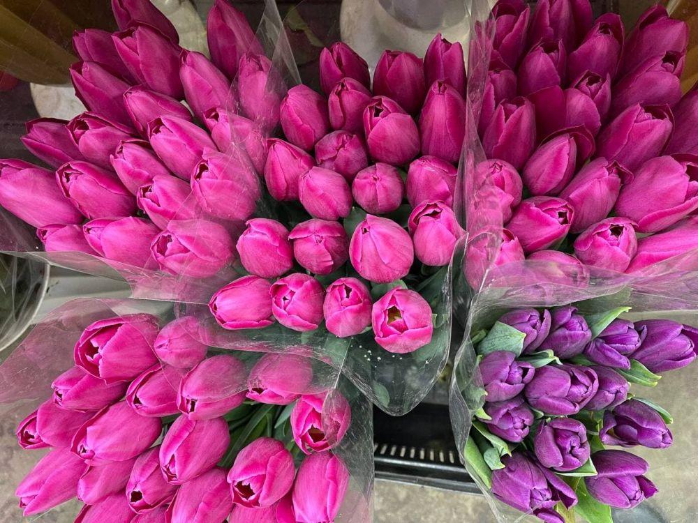 С какой суммой в кошельке мужчины Симферополя штурмуют цветочные магазины
