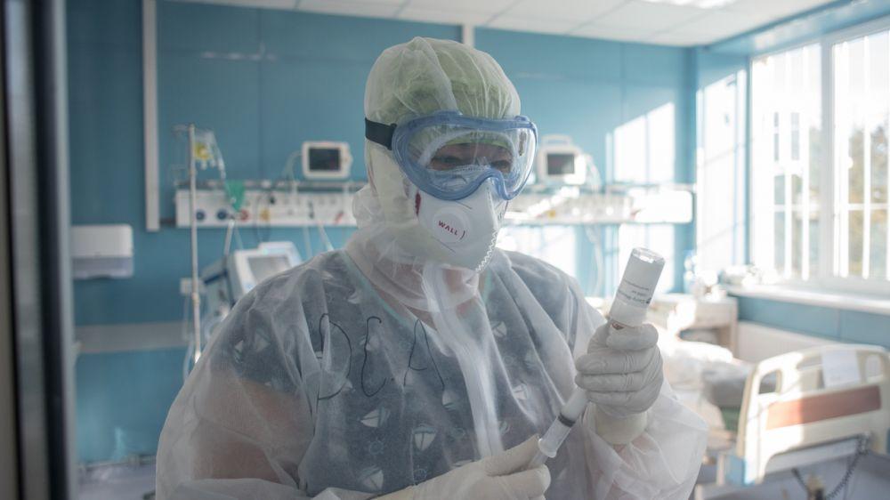 Сергей Аксёнов сообщил о регистрации в Крыму 66 новых случаев коронавирусной инфекции