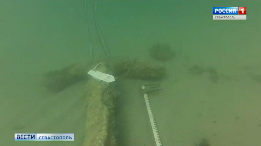 В Севастополе появится подводная экспозиция