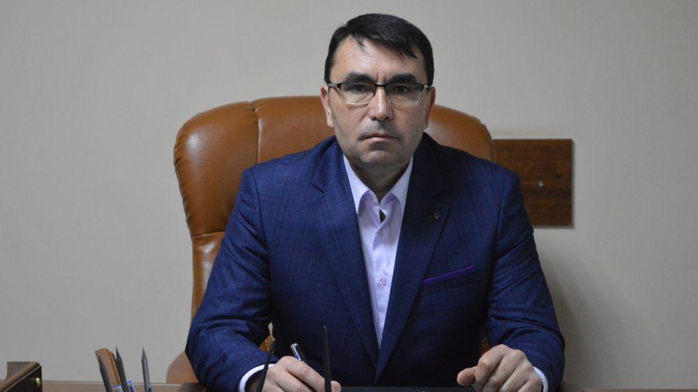 Поздравление Министра чрезвычайных ситуаций Республики Крым Сергея Садаклиева с Международным женским днём!