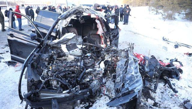 Подробности страшного ДТП под Самарой с семью погибшими – ВИДЕО