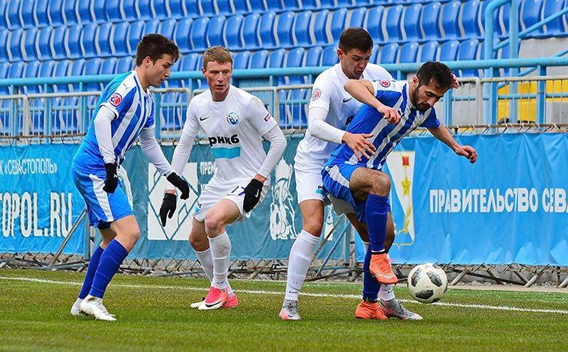 Итоги 15-го тура чемпионата ПЛ КФС: «Севастополь» упрочил лидерство