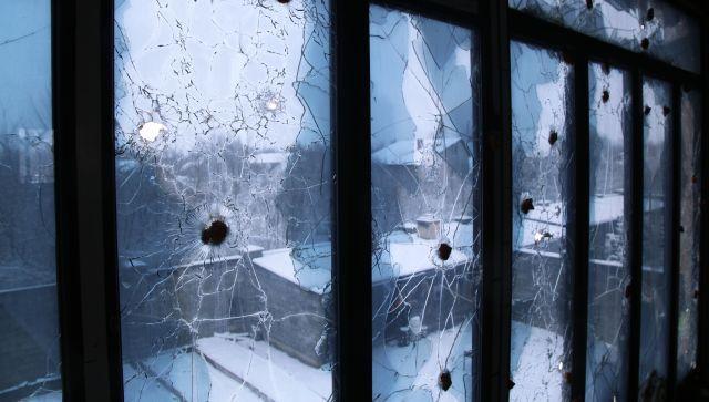 Украинские силовики обстреляли жилые дома в Донбассе