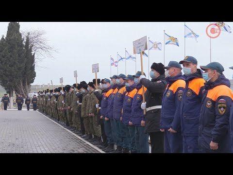 В Севастополе прошел день открытых дверей армейских международных игр «Глубина-2021» (СЮЖЕТ)