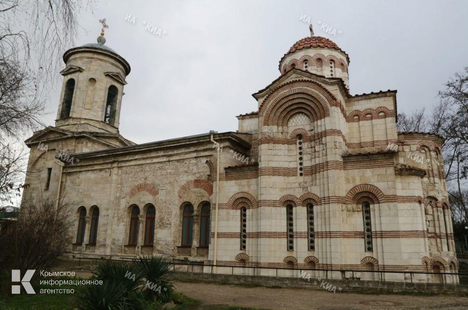 Учёные подготовят акт технического состояния церкви Иоанна Предтечи в Керчи