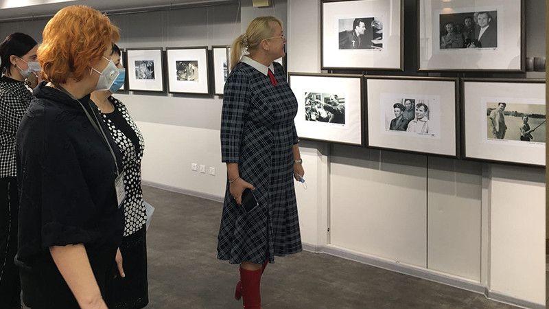 В рамках Года науки и технологий в Центральной библиотеке Крыма представлена фотовыставка