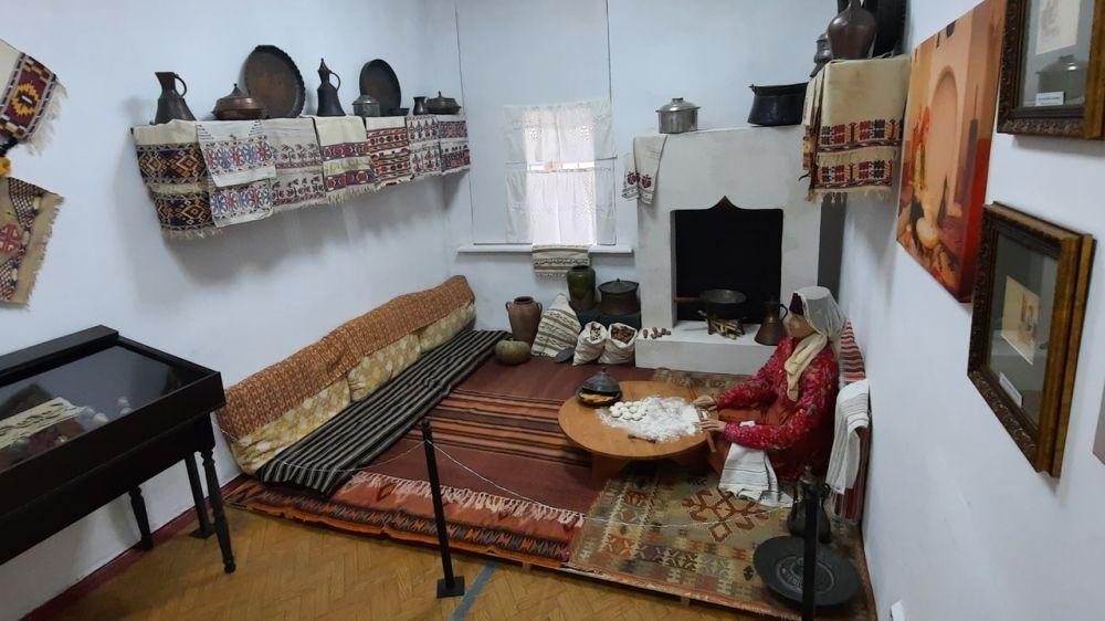 Представлен выставочный проект «Бахчисарай. Путь к истокам»