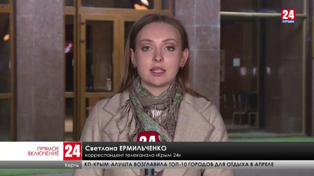Памятник погибшим в Керченском политехническом колледже планируют открыть в октябре