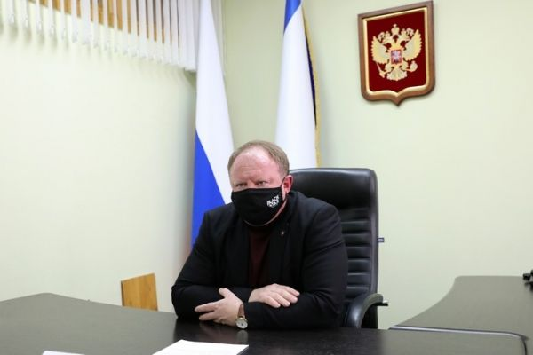 Алексей Черняк провел прием граждан