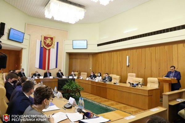 Президиум Госсовета заслушал информацию о реализации мероприятий по комплексному развитию сельских территорий
