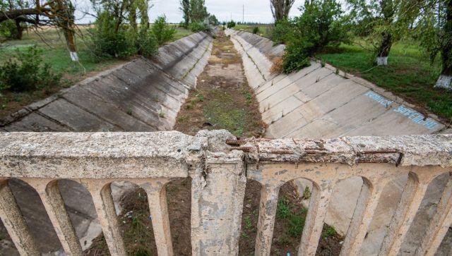 Власти Крыма готовят иск к Украине по ущербу из-за водной блокады