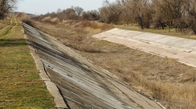 Крым включит в иск к Украине 50 млрд, необходимых для решения водной проблемы