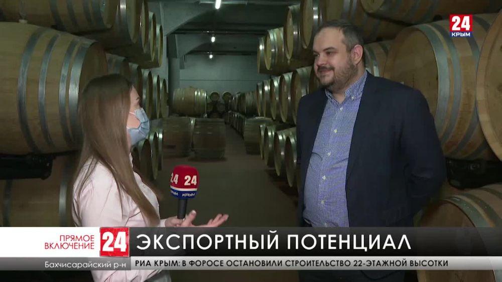 Впервые после начала пандемии в Крым прибыла иностранная делегация