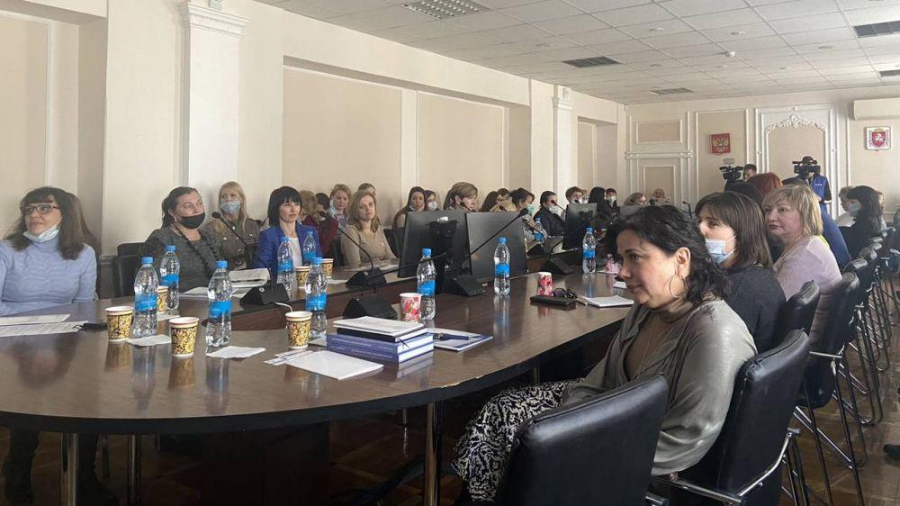 В этом году Крым стал площадкой реализации Всероссийского проекта «Киноуроки в школах России»