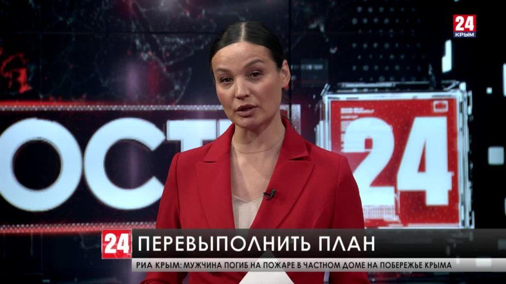 В Крыму в этом году планируют перевыполнить план по ремонту дорог