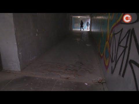 Подземный пешеходный переход на улице Героев Севастополя дождется капитального ремонта (СЮЖЕТ)