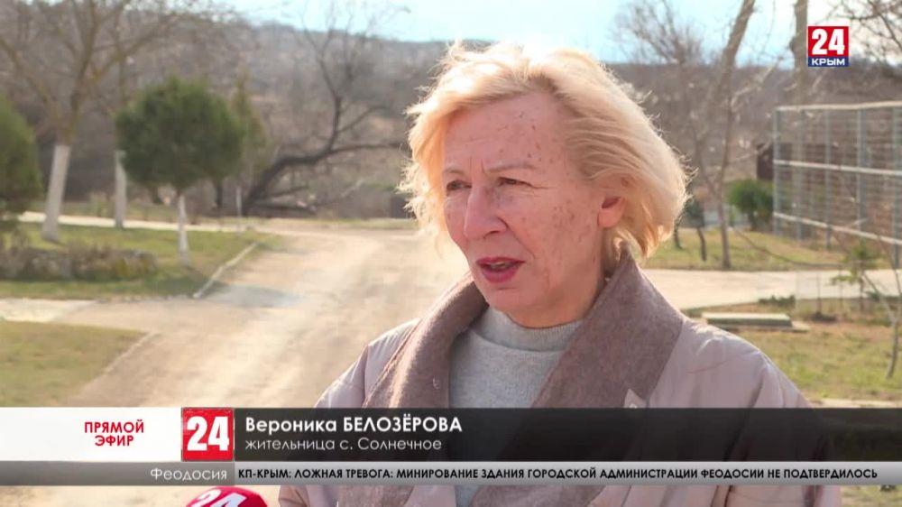 Как скоро Восток Крыма обеспечат чистой артезианской водой?
